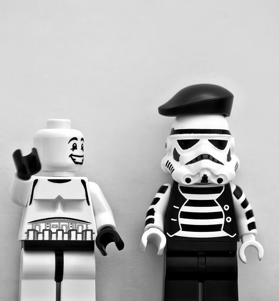 Storm trooper a lego a day - Lego star warse ...